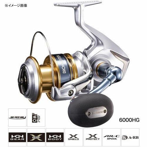 シマノ バイオマスタ−SW 6000XG