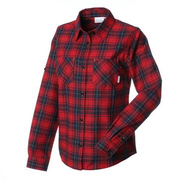 Columbia(コロンビア) パークストレイトウィメンズシャツ L 675(ROCKET) PL7974