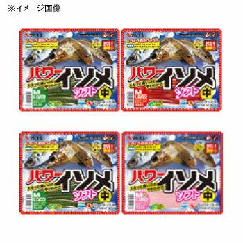 マルキュー(MARUKYU) パワーイソメ ソフト(中) 約10cm 茶イソメ 0522