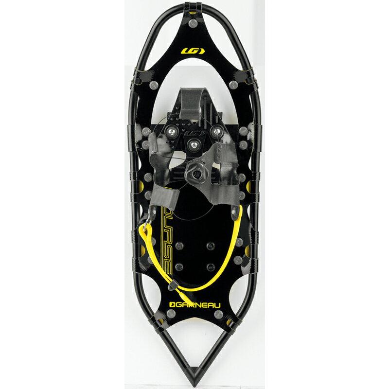 GARNEAU(ガノー) コース BOA 800g超軽量スノーシュー ランニング COURSE 45-100kg ブラック/ホワイト 1493167