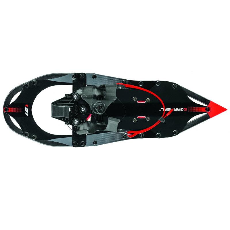 GARNEAU(ガノー) トラディション BOA 超軽量スノーシュー ランニング TRADITION 45-100kg ブラック 1493137