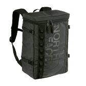【送料無料】 THE NORTH FACE(ザ・ノースフェイス) BC FUSE BOX(BC フューズボックス) 30L BG(ブラックエンボス×24Kゴールド) NM81630【あす楽対応】【SMTB】