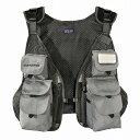 パタゴニア(patagonia) Convertible Vest(コンバーティブル ベスト) ワンサイズ FGE(Forge Grey) 81915【あす楽対応】