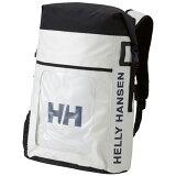 【送料無料】HELLY HANSEN(ヘリーハンセン) HY91726 MAP BAG 25L W(ホワイト)【あす楽対応】【SMTB】