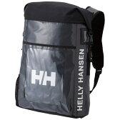 HELLY HANSEN(ヘリーハンセン) HY91726 MAP BAG 25L KZ(ブラックグレー)