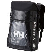 HELLY HANSEN(ヘリーハンセン) HY91726 MAP BAG 25L K(ブラック)【あす楽対応】
