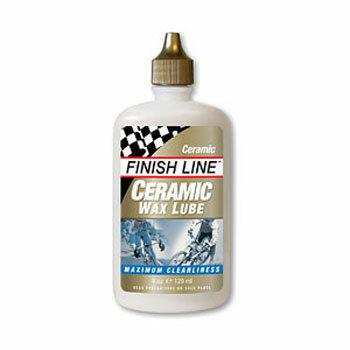 フィニッシュライン(FINISH LINE)セラミック ワックスルーブ 120ml