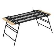 ドッペルギャンガーアウトドア テキーラテーブル ブラック