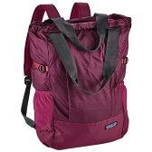 【送料無料】パタゴニア(patagonia) Lightweight Travel Tote Pack(ライトウェイト トラベル トート パック) 22L MAG(Magenta) 48808【SMTB】