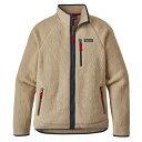 パタゴニア(patagonia) M's Retro Pile Jacket(メンズ レトロ パイル ジャケット) M ELKH(El Cap Khaki) 22400【あす楽対応】