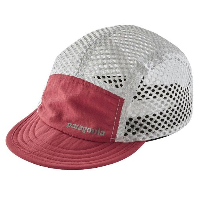 4a53ea1d037 パタゴニア(patagonia) Duckbill Cap(ダックビル キャップ) ワンサイズ STTR(Static Red) 28817