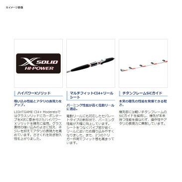 シマノ(SHIMANO) ライトゲームCI4+ モデラート TYPE64 M230 25276