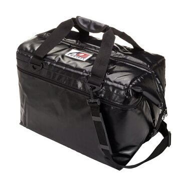 AO Coolers(エーオー クーラーズ) 48パック ソフトクーラー 45L ブラック AOFI48BK