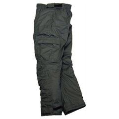ロゴス(LOGOS) 防寒レインウェア遠赤防水防寒軽量パンツ・クロフト L 71(ブラック)