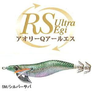 ヨーヅリ(YO-ZURI) エギングヨーヅリ(YO-ZURI) アオリーQ RS 3.5号 シルバーサバ A1585-SM