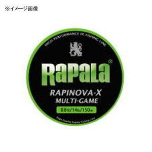 Rapala(ラパラ) ルアー用ラインRapala(ラパラ) 0.6号 ラピノヴァ・エックス マルチゲーム 15...