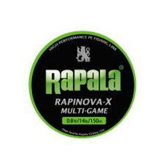 Rapala(ラパラ) ルアー用ラインRapala(ラパラ) ラピノヴァ・エックス マルチゲーム 150m 0.8...