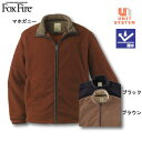 夏の最終売り尽くし!Fox Fire(フォックスファイヤー) ポーラライトジャケット ブラック M