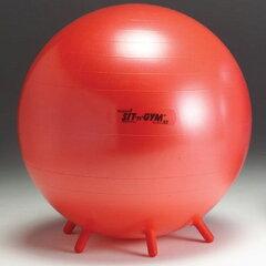 ギムニクシッティングボール 55cm レッド