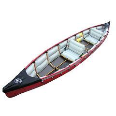 PAK BOATS(パックボート)SARANAC レッド