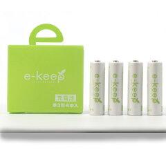日本レクセル(LEXEL)e-Keep 充電池 単三形4本入