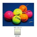 【値下げ商品】C.C.Baits ソフトルアー&フックシンカーC.C.Baits 12g ウキウキボンボン ホワイト