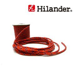 【オススメ品】Hilander(ハイランダー) キャンプ設営用具Hilander(ハイランダー) ガイロープ 4m...