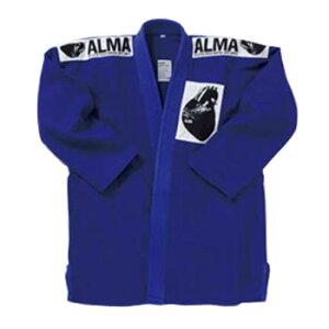 ALMA(アルマ) 格闘技用品ALMA(アルマ) 08国産柔術衣 上下 A2 青
