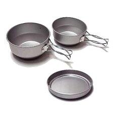EPI(イーピーアイ) お皿&ランチボックスEPI(イーピーアイ) EPIアルミ3点食器セット C-5201