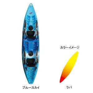 フィールフリー ツーリング&シーカヤックフィールフリー ニュージェミニ 370cm ラバ