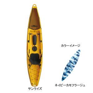 フィールフリー ツーリング&シーカヤックフィールフリー モーケン12アングラー 380cm ネイビー...