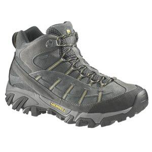 MERRELL(メレル) ジオモフ ブレイズ ミッド ウォータープルーフ Men's 8.5/26.5cm Granite M39337