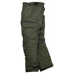 ロゴス(LOGOS) 防寒レインウェア遠赤防水防寒軽量パンツ・クロフト L 25(チャコール)