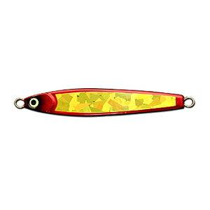ヨーヅリ(YO-ZURI) ジギングヨーヅリ(YO-ZURI) ブランカ タチ魚SP 80g ゴールドオールレッド