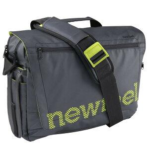 Newfeel(ニューフィール) BACKENGER UP 20L 3wayバッグ BLACK/YELLOW LOGO 8249716-1650744【あす楽対応】