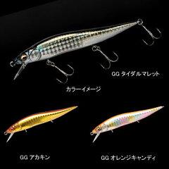 メガバス(Megabass) シーバス用ルアーメガバス(Megabass) ONETEN Jr.SW 98mm GG アカキン