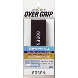 ゴーセン(GOSEN) 球技用品ゴーセン(GOSEN) 快乾デラックス (90)ブラック