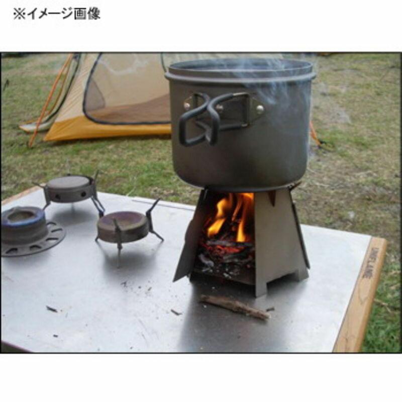 【レビュー】 VARGO(バーゴ) のソロキャンプ用焚 …