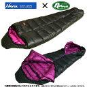 ナンガ(NANGA) マミー型ナンガ(NANGA) センターZIPバック 350STD −3〜−8度 レギュラー ブラ...