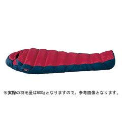 ナンガ(NANGA) マミー型ナンガ(NANGA) オーロラライト600DX ショート RED