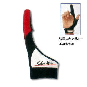 がまかつ(Gamakatsu)キャスティングプロテクター (ミギ)M ブラック/レッド