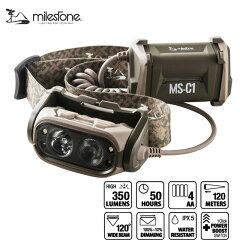 マイルストーン(milestone) ライト本体【送料無料】マイルストーン(milestone) MS−C1 OD(...