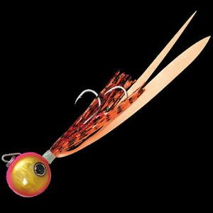 ジャッカル(JACKALL) ジギングジャッカル(JACKALL) ビンビン玉クイックスプリング 60g ピンクゴ...
