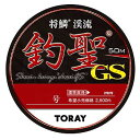 東レモノフィラメント(TORAY) 将鱗渓流 釣聖GS 50m 0.175号 ナチュラル S717