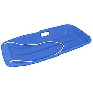 キャプテンスタッグ(CAPTAIN STAG) スノーボート 大 引きひも付き ソリ/草遊び/雪遊び/草すべり ブルー M-1521