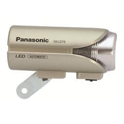 パナソニック(Panasonic) ワイドパワーLEDかしこいランプV2(電球色) SKL079 シャンパンゴールド YD-623