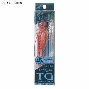 ハヤブサ(Hayabusa) 無双真鯛 フリースライド TGヘッド コンプリートモデル 75g #5(アピールオレンジ) SE123