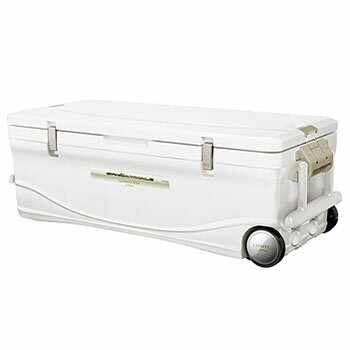 シマノ(SHIMANO) スペーザ ホエール リミテッド600 60L アイスホワイト HC-060I アイスホワイト 【大型商品】