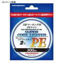 プロマリン(PRO MARINE) スーパー コアファイターPE 300m 4号 ALA300-4