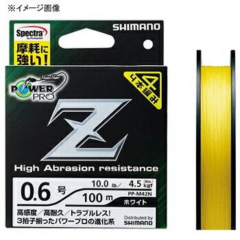 フィッシング, ライン (SHIMANO) Z(POWER PRO Z) 200m 120lb PP-M62N